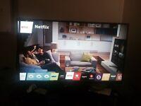 49 inch 4K Ultra smart tv