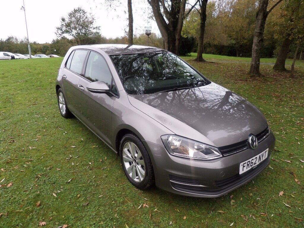 VW GOLF 1.6TDI SE BLUEMOTION TECH*£0TAX*FINANCE AVAILABLE*