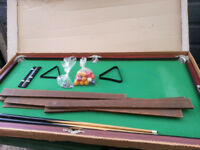 Pot Black Snooker Table