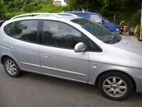 CHEVROLET TACUMA AUTOMATIC 2LTR CDX PLUS