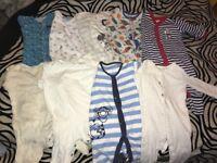 3-6 month old boys clothes bundle