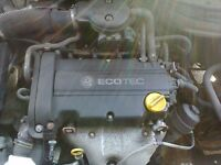 VAUXHALL CORSA C Z12XE ENGINE