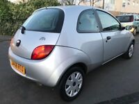 FORD KA 1.3 / CHEAP INSURANCE / ONLY 55K / 1 YEAR MOT/ EXCELLENT CONDITION / ONLY £995