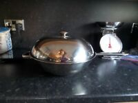 Large Wok with Lid