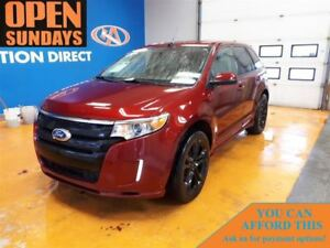 2013 Ford Edge SPORT! 22 RIMS! FINANCE NOW!