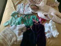 Baby cloths - 3m-12m