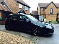 2006 56 mk5 golf gti tfsi lowered may take a cheaper px if helps