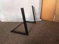 "8U 19"" Angled Rack Frame"