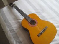 left handed classical guitar full size