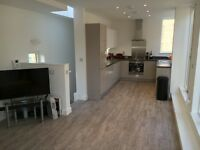 2 Double Bedrooms in Spacious New House with Terrace & Garage