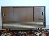 60s Retro Radiogram - Blaupunkt Monte Carlo (with Garrard deck)
