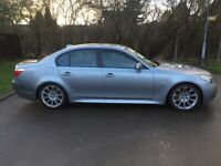 "2006 06 BMW 523i M Sport Auto LPG Gas Dual Fuel 18"" Alloys Leather (Not Diesel 525 520d 530)"