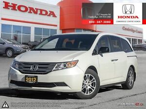2012 Honda Odyssey EX REAR VIEW CAMERA WITH GUIDELINES | POWE...