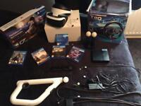 PlayStation 4 VR + ACCESSORIES