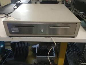 CASH DRAWER FOR POS with cable serial for open plus door keys