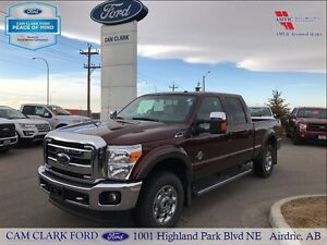 2016 Ford F-250 Lariat Ultimate Crew Cab 6.7L Diesel 4WD