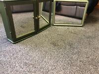 Bathroom Cabinet With Mirror (Excellent Condition)
