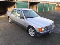 Mercedes 190E 1.8 petrol