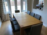 Dining Table Seats 6 to 10