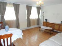 Ground floor 2 bedroom SPLIT Level Large Flat for rent Hunt Court Gallery Gardens Northolt UB5 5PB