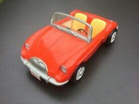 Vintage red Barbie Sports Car - reduced!