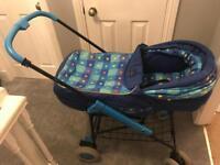 Bebecar Color 3-in-1 pushchair
