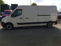 ((NO VAT)) VAUXHALL MOVANO LWB 2013, FULL SERVICE HISTORY, 1 COMPANY FROM NEW, EXCELLENT CONDITION