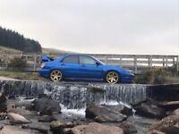 Subaru impretza wrx sti 07