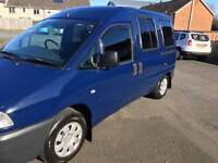 2002 Citroen dispatch