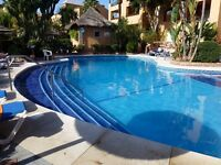 2 Bedroom apartment to let in Costa del Sol, in Spain