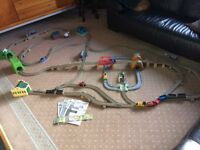 Thomas and Friends Trackmaster Trainset