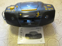 ROBERTS RADIO - DAB/FM/CD/SD Stereo Radio Cassette PLayed for VISUALLY IMPAIRED £40