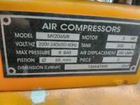 250ltr compressor