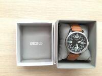 Seiko Prospex SRPA75K1 - Automatic Compass Bezel Watch 23 Jewels