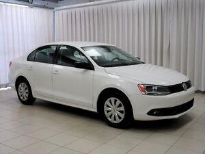 2013 Volkswagen Jetta VW CERTIFIED! Trendline Plus Automatic. LO
