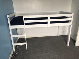Brand new mid sleep single bed