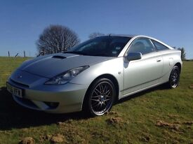**REDUCED**Toyota celica 1.8vvti 2 previous owners,fsh