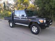 Landcruiser VDJ79 Dual cab Diesel Rutherford Maitland Area Preview