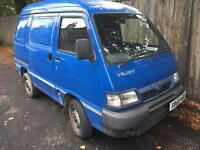 Daihatsu Hijet van spares or repairs only 38,000 miles