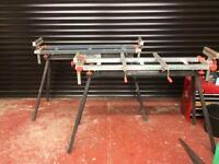 Chop saw benches