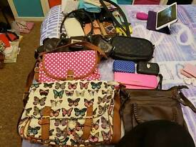 Bags and purses cheap