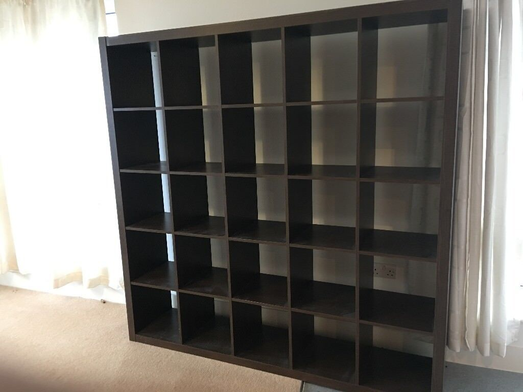 As new condition large IKEA KALLAX (5x5 squares) | in Leyton, London |  Gumtree