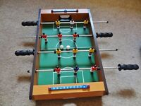 PANINI TABLE TOP FOOTBALL GAME.