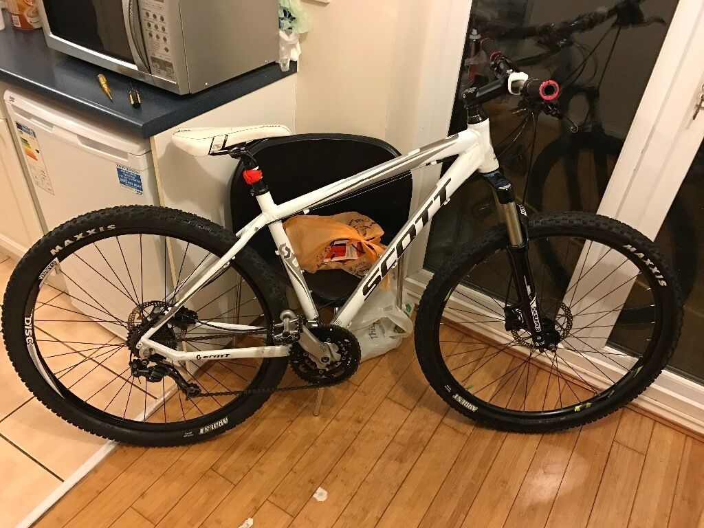 Scott bike 2016 mint look look look