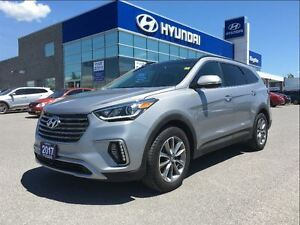 2017 Hyundai Santa Fe XL Luxury 6 Passenger *Leather-Navigation*