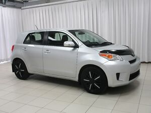 2011 Scion XD 5DR HATCH QUICK BEFORE IT'S GONE !!  w/ HOOD DEFLE