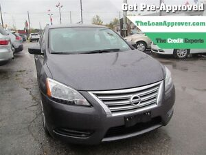 2015 Nissan Sentra 1.8 S | BLUETOOTH | ONE OWNER London Ontario image 1