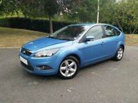 2009 FORD FOCUS 1.6 ZETEC 10 MONTHS MOT FULL SERVICE HISTORY TIMMING BELT JUST CHANGED