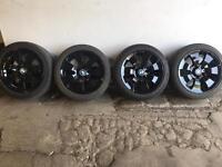 BMW 3 series alloy wheels 2007