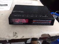 BINATONE clock radio model number 01/696da